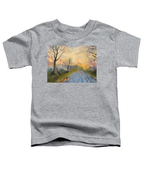 Homeward Bound For Kilham Toddler T-Shirt