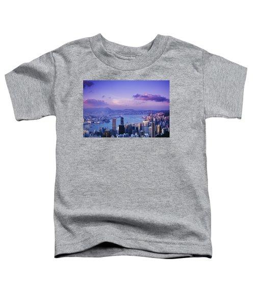 Hong Kong Harbor Toddler T-Shirt