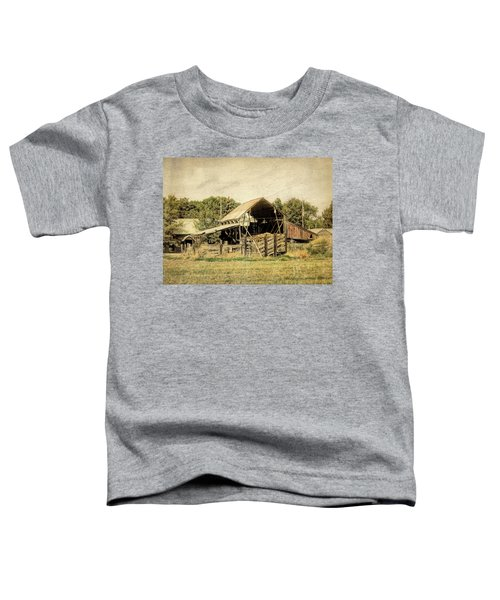 Hooper Hay Shed Toddler T-Shirt