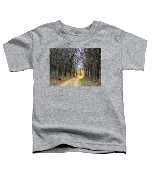 Hope In A Dark Forest Toddler T-Shirt