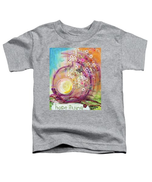 Hope Rising Toddler T-Shirt