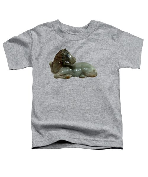 Horse Figure Toddler T-Shirt