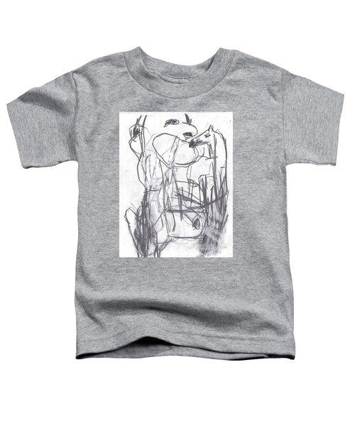 Horse Kiss Toddler T-Shirt