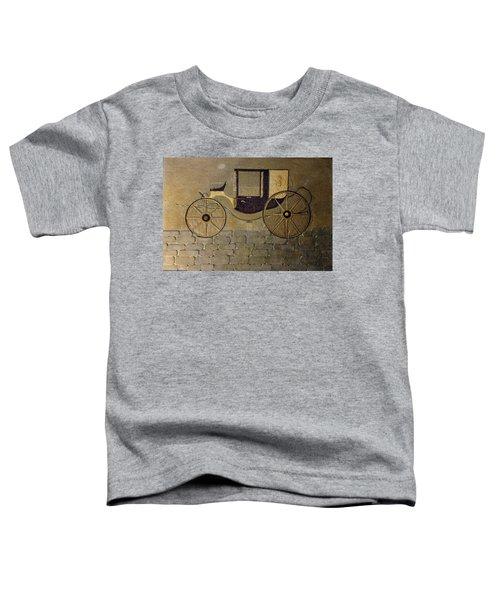 Horseless Carriage Toddler T-Shirt
