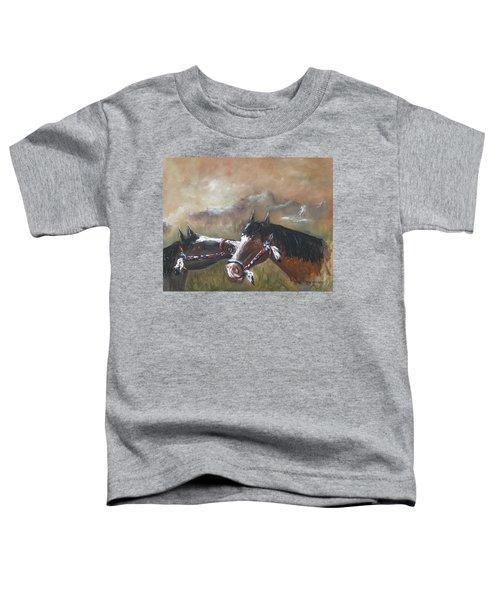Horses Toddler T-Shirt