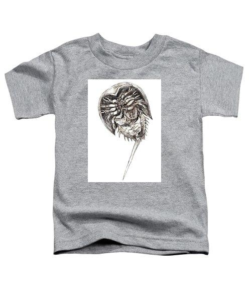 Horseshoe Crab Toddler T-Shirt