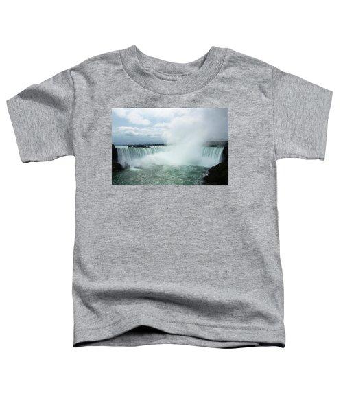 Horseshoe Falls Toddler T-Shirt