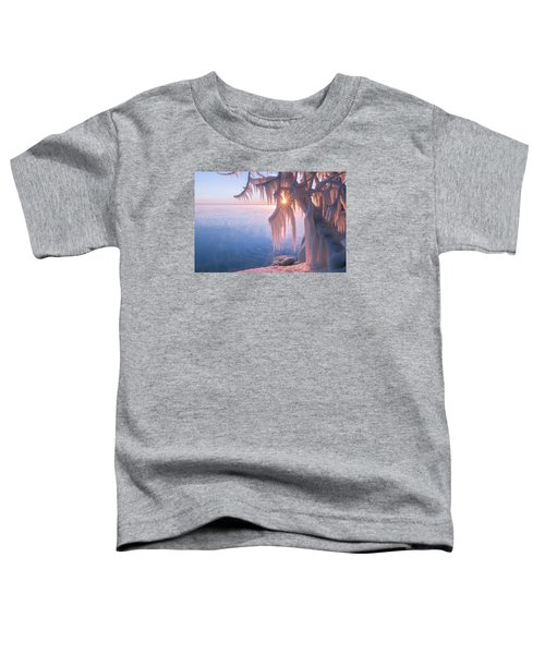 Hot Ice Toddler T-Shirt