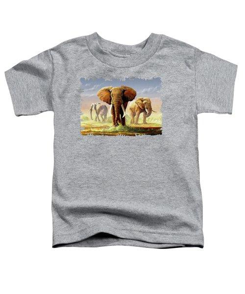 Hot Mara Afternoon Toddler T-Shirt