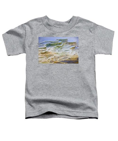Hot Springs Runoff Toddler T-Shirt