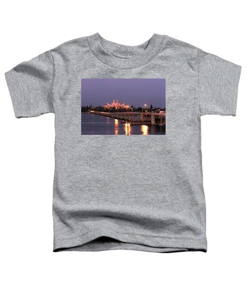 Hotel Don Cesar The Pink Palace St Petes Beach Florida Toddler T-Shirt