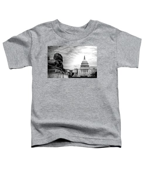 House Of Lions Toddler T-Shirt