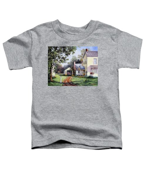 House On Bird Street Toddler T-Shirt