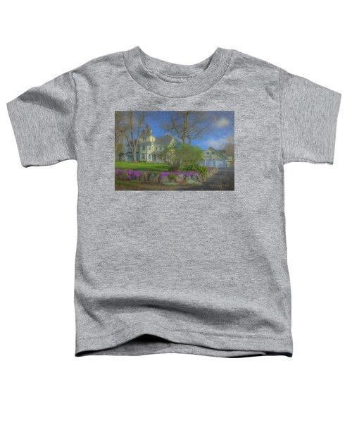 House On Elm St., Easton, Ma Toddler T-Shirt