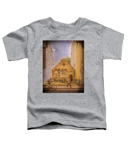 Oxford, England - House On Walton Street Toddler T-Shirt