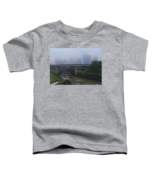 Houston Circa 2007 Toddler T-Shirt