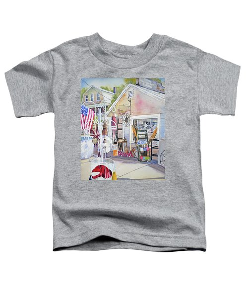 Hull Of A Shoppe Toddler T-Shirt