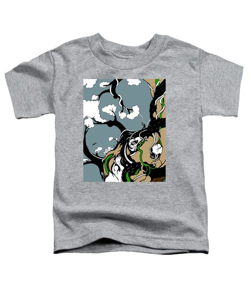 Humanity Rising Toddler T-Shirt