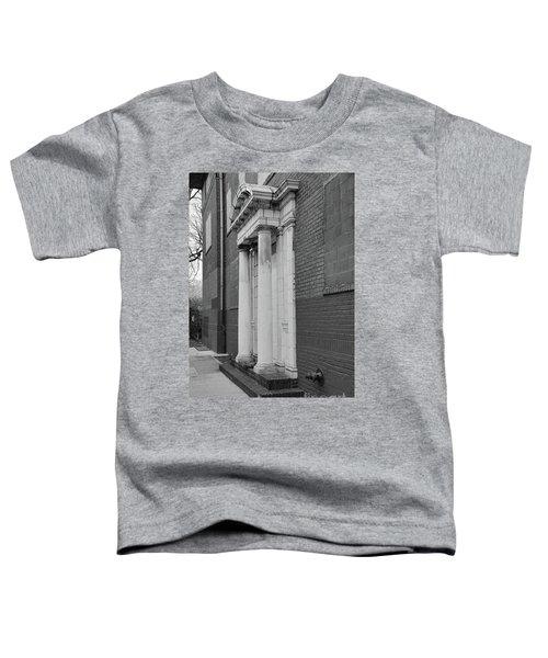 Hurst House Door Toddler T-Shirt