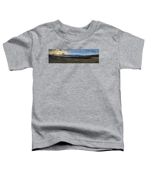 Hvalfjorour Panorama Toddler T-Shirt