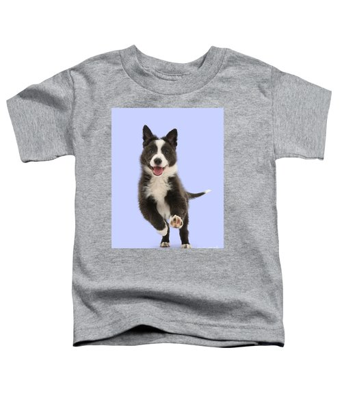 I Can Run All Day Toddler T-Shirt