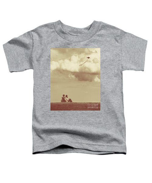 I Had A Dream I Could Fly From The Highest Swing Toddler T-Shirt