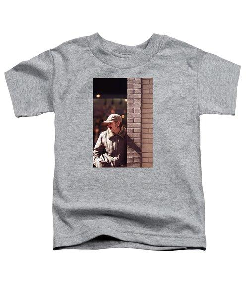 I Like My Cap Toddler T-Shirt