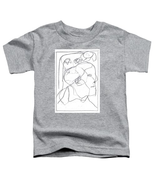 I Was Born In A Mine 11 Toddler T-Shirt