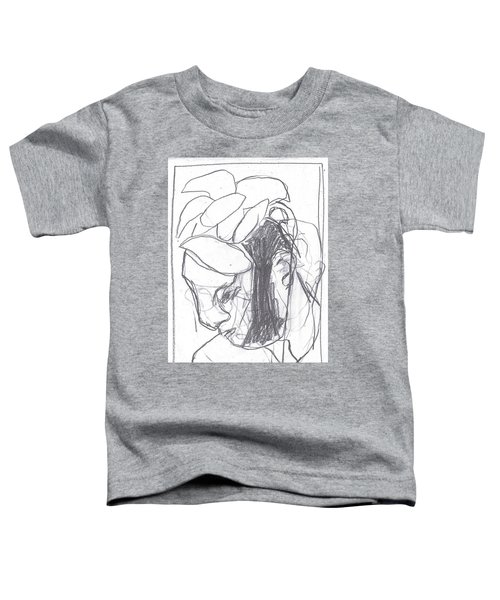 I Was Born In A Mine 8 Toddler T-Shirt