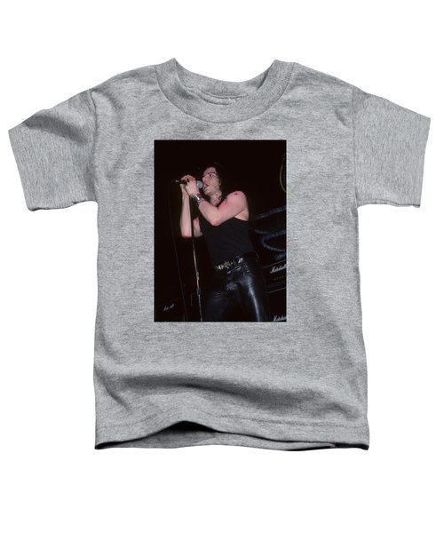 Ian Astbury Of The Cult Toddler T-Shirt