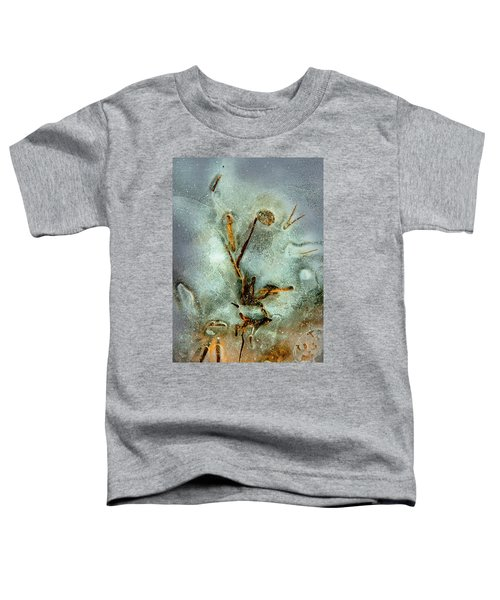 Ice Abstract Toddler T-Shirt