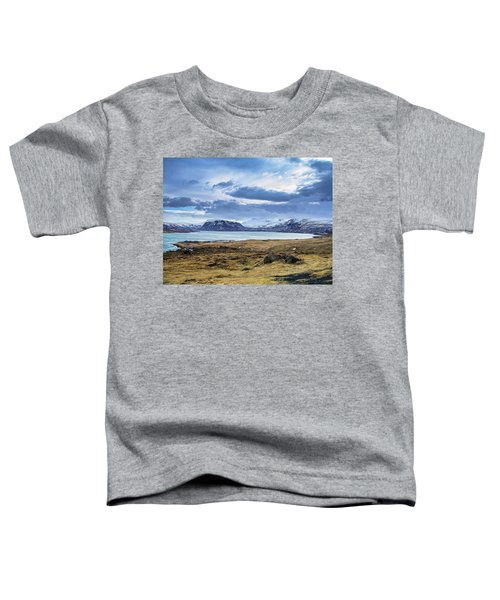 Icelandic Blues Toddler T-Shirt