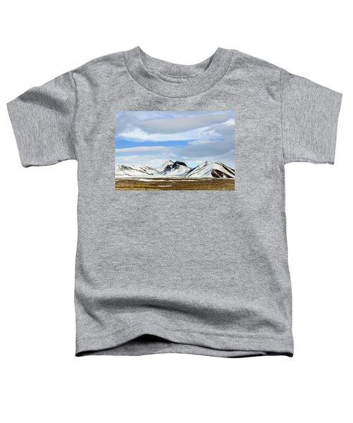 Icelandic Wilderness Toddler T-Shirt