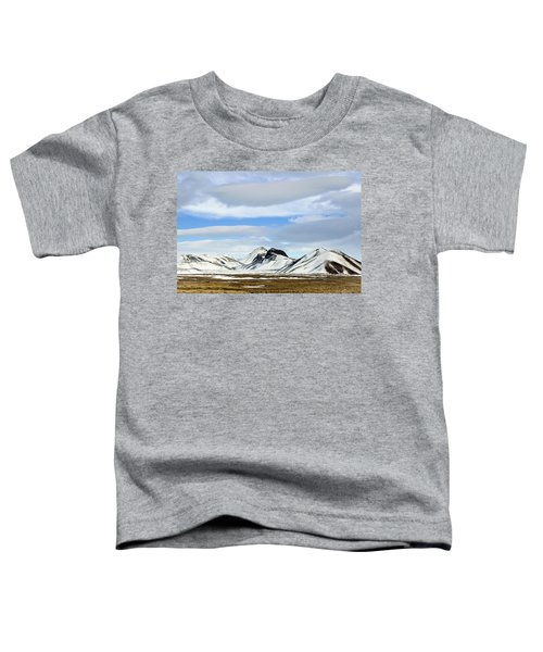 Icelandic Wilderness Toddler T-Shirt