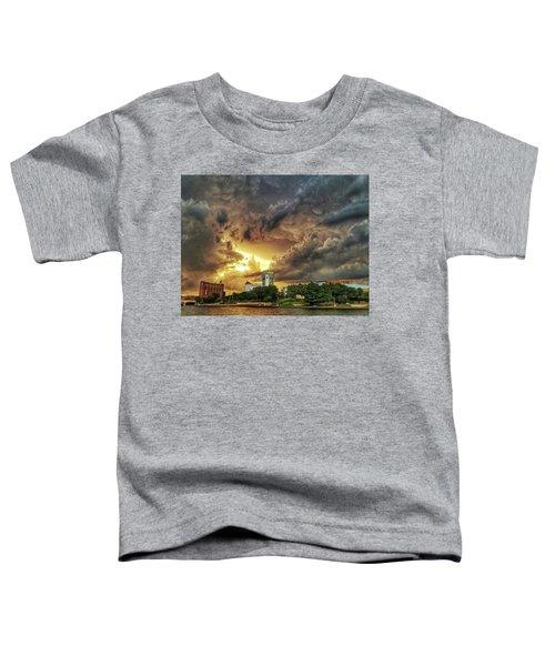 Ict Storm - From Smrt-phn L Toddler T-Shirt