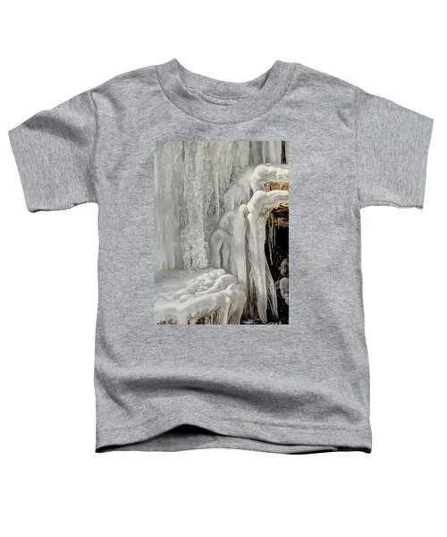 Icy Tendrils Toddler T-Shirt