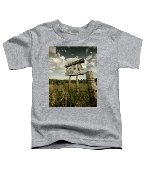 Ideal Driving Range Toddler T-Shirt