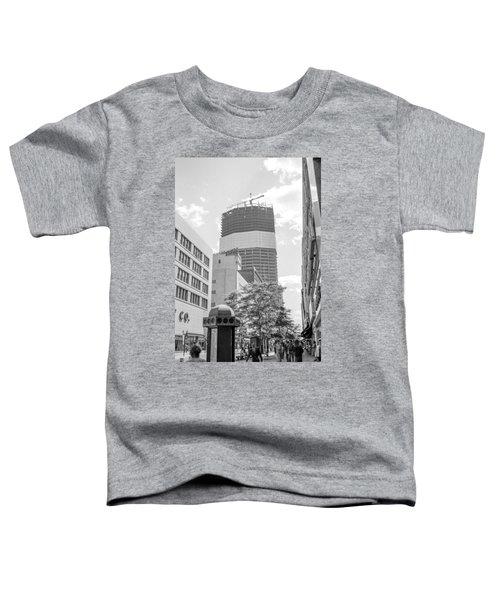 Ids Building Construction Toddler T-Shirt