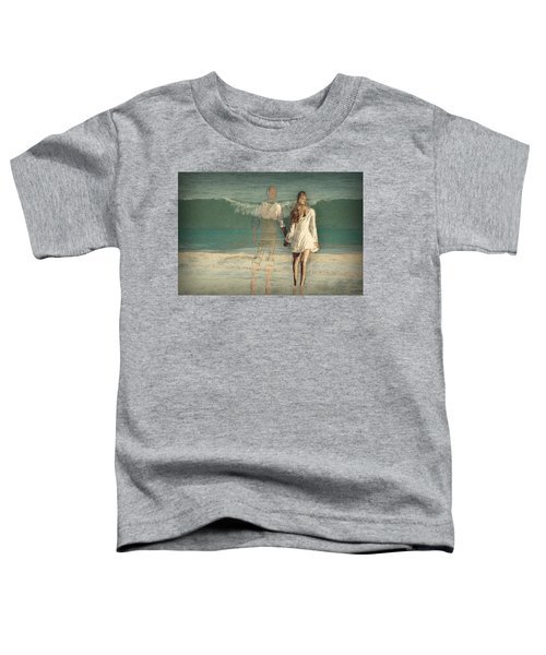 I'll Always Be Beside You Toddler T-Shirt