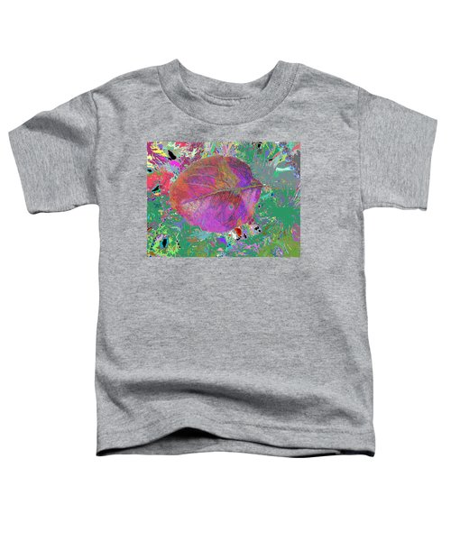 Imposition Of Leaf At The Season 4 Toddler T-Shirt