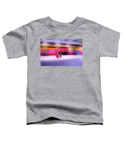 In Sync In Senegal Toddler T-Shirt