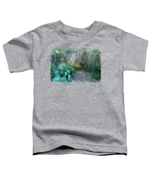 In The Bush Toddler T-Shirt