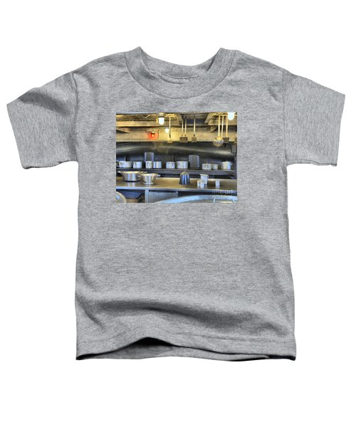 In The Galley Toddler T-Shirt