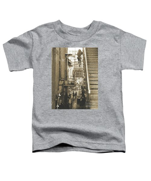 In The Middle Toddler T-Shirt