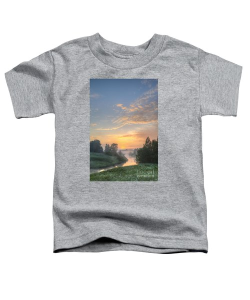 In The Morning At 04.27 Toddler T-Shirt
