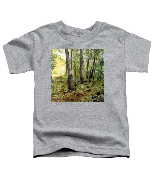 In The Shaded Forest  Toddler T-Shirt