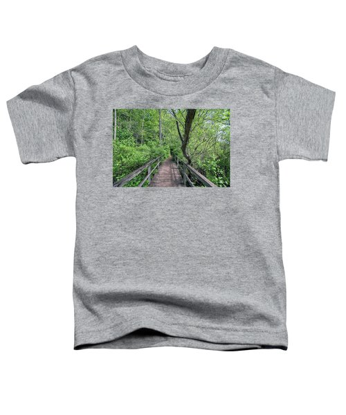 In The Trees Toddler T-Shirt