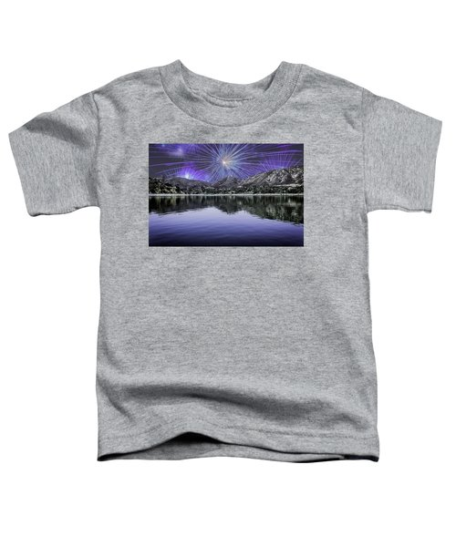 Toddler T-Shirt featuring the photograph Independence Day by Alison Frank