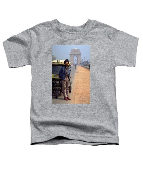 India Gate Toddler T-Shirt