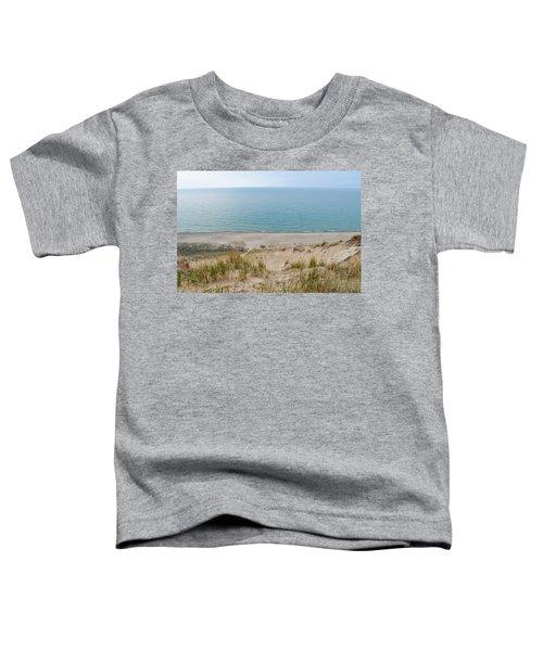 Indiana Dunes National Lakeshore Evening Toddler T-Shirt